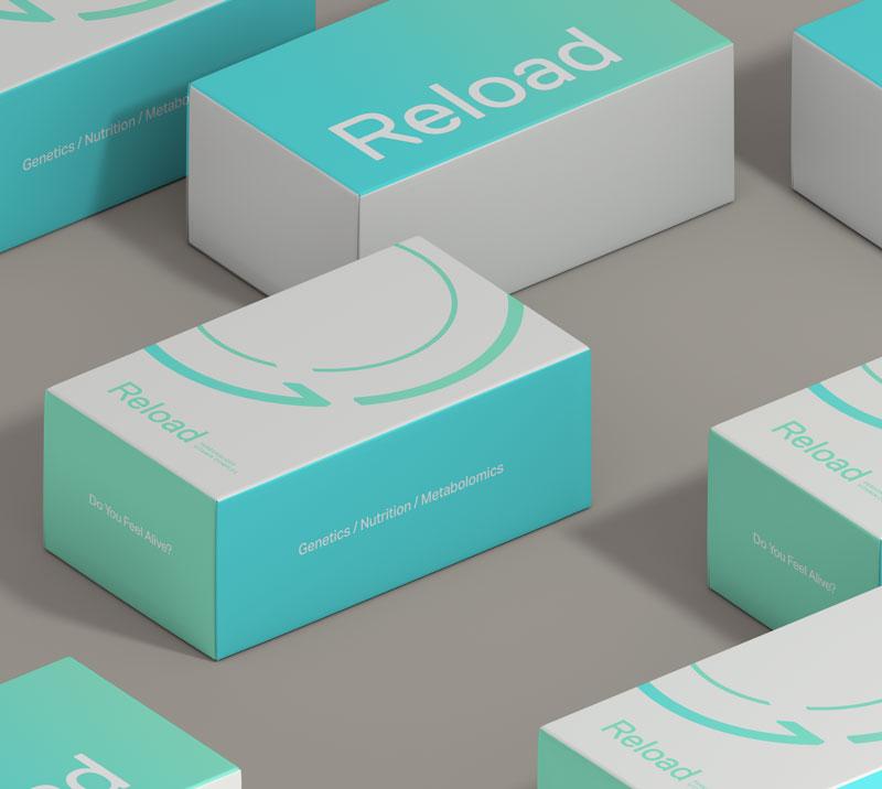 Reload Branding